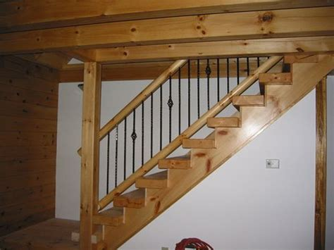 basement stair handrail lovely basement stair railing 7 basement stairs with