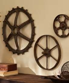 Rustic Wall Decor by Rustic Decor Gears