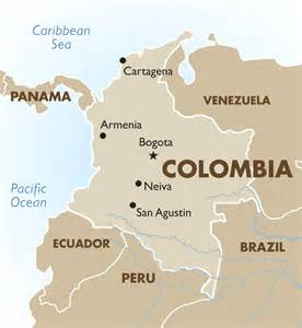colombia geography and maps goway travel