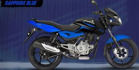 new blue color the pulsar 150 updated with new colors price to remain