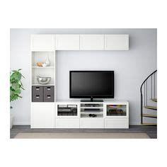 Banc Tv Bois 381 by Composition Rangement Mural Ikea Besta Bois Gris Blanc