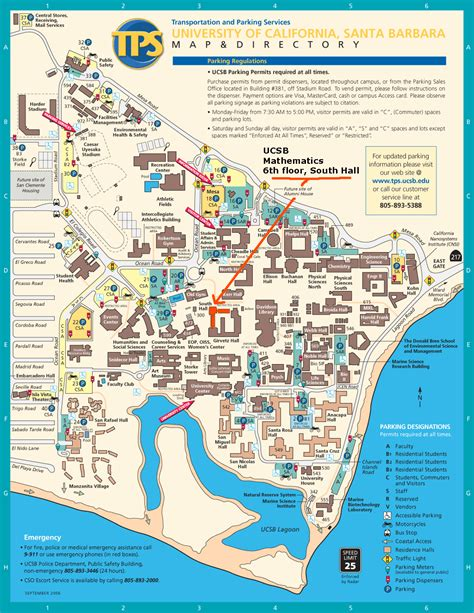 map uc santa finding us department of mathematics uc santa barbara