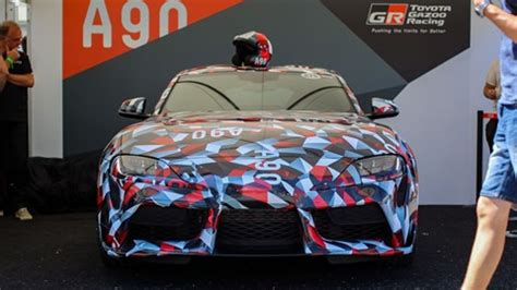 new toyota supra revealed: pictures, specs, news | car