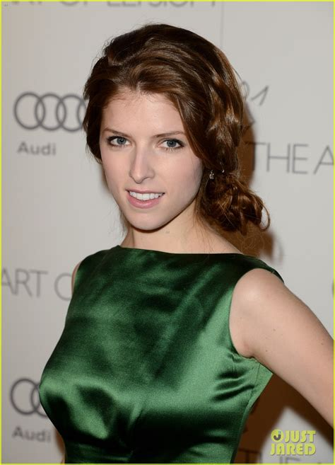 full sized photo of anna kendrick analeigh tipton art of