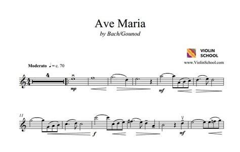 bach gounod ave marig ave by bach gounod violinschool
