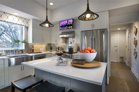 Hgtv Kitchen Sweepstakes - concealed vs displayed tvs at hgtv smart home 2015 171 hgtv dreams happen