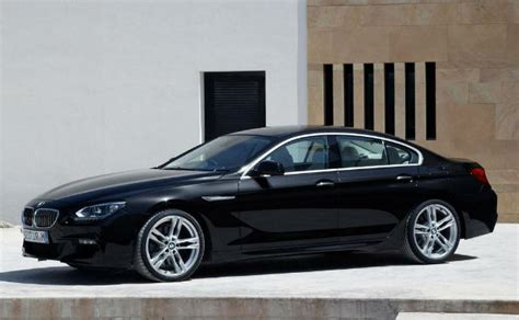 2015 BMW 6 Series Coupe Black   Top Auto Magazine