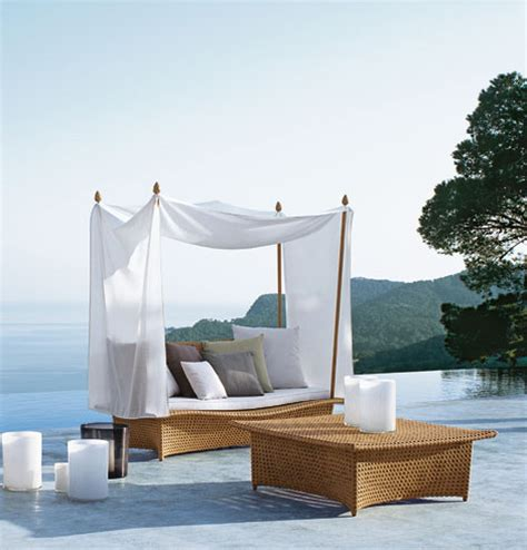 dedon patio furniture outdoor furniture from dedon home decoration tricks