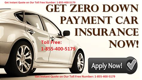 No Down Payment Car Insurance Quotes   Auto Insurance