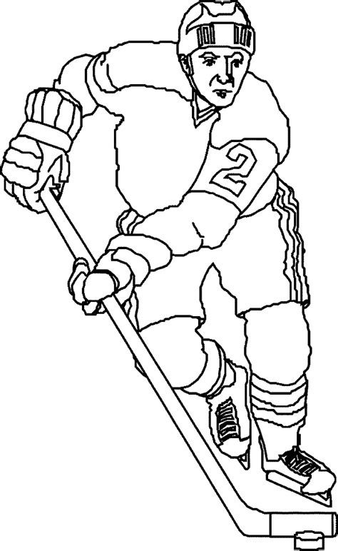 hockey coloring pages pdf free printable hockey coloring pages for kids