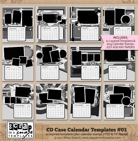 cd calendar template templates cd calendar 3 s digital