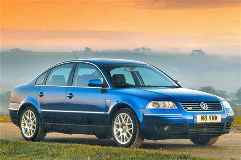 Volkswagen Passat W8 (2002   2005) used car review   Car