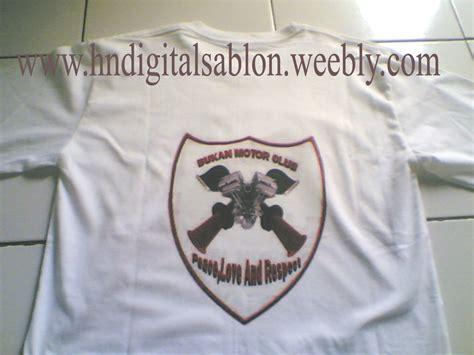 Dijamin Sablon Per Warna Produk Promosi Spw Kaos Sablon Digital Mug Kaos Sablon Digital