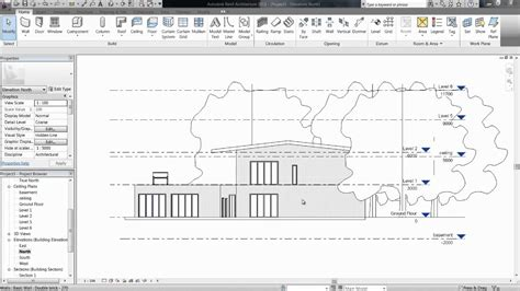 how to do a floor plan 5 1 views levels floor plans revit architecture
