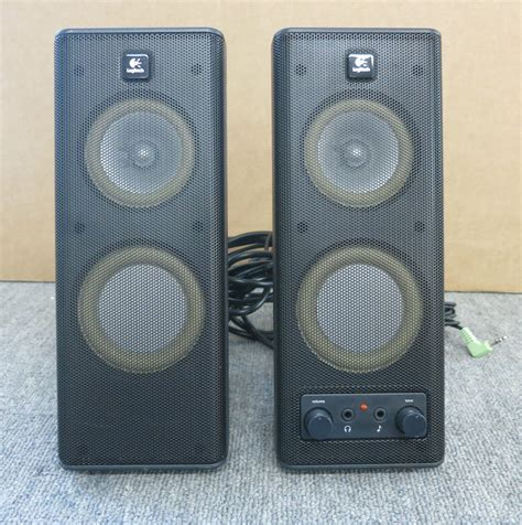 Speaker Laptop logitech s 0264b black multimedia stereo speaker laptop