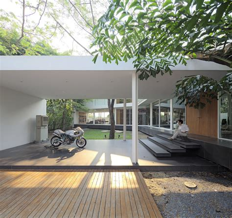 carport design modern thai home inspiration
