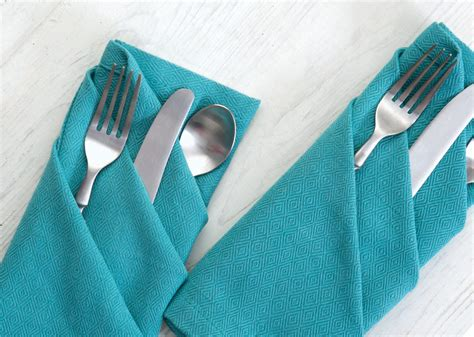 Folding A Paper Napkin - three pocket napkin fold how to southern magazine