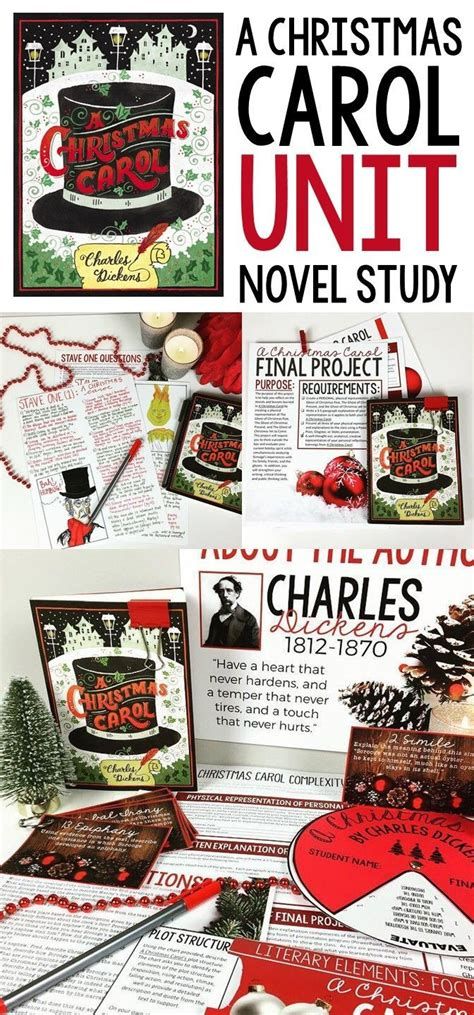 charles dickens biography middle school 247 best images about christmas homeschool ideas on pinterest