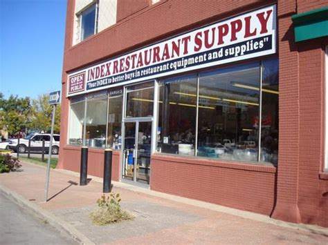 Central Kitchen Supply by Index Restaurant Supply Central Business District Kansas City Mo United States Yelp