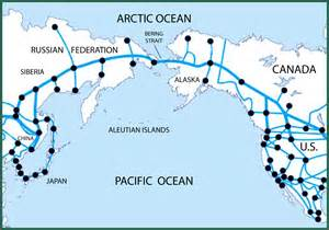 Russia Usa Map by Bering Strait Tunnel Project The Focus Of New Initiative