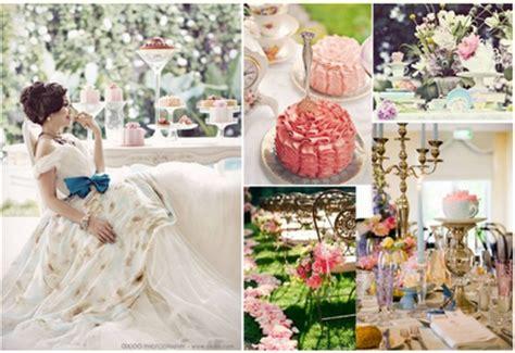 ahora ya ves que una boda romantica en rosa y dorado puede ser aires rococ 243 en tu boda paperblog
