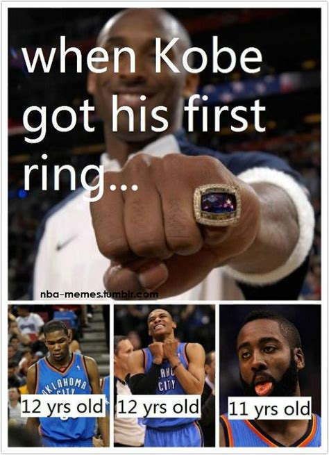 Funny Lakers Memes - did not think of it like that still love kd though the