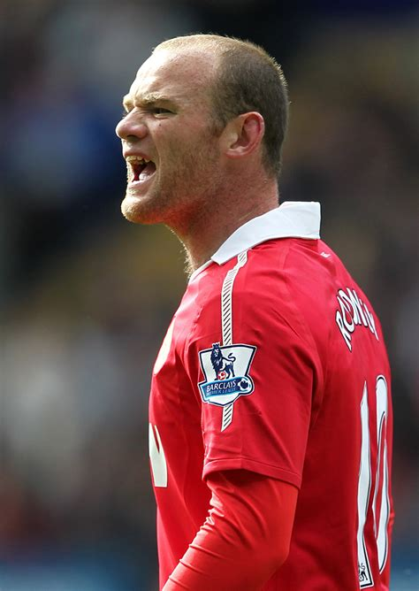 Wazza Top top 10 mouthy footballers who ate all the pies