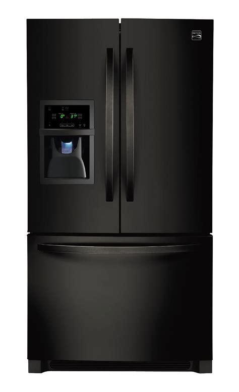kenmore   cu ft french doorbottom freezer