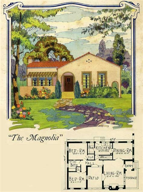 antique spanish house plans best 20 bungalow ideas on style homes revival and