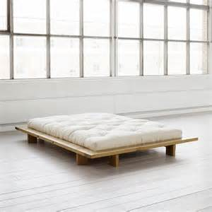 Beautiful Wood Bed Frames Low Futon Frame Bm Furnititure
