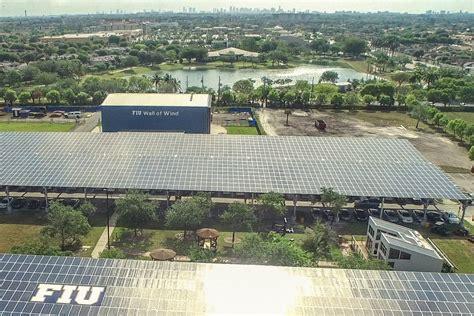 florida power light miami fl fpl and fiu unveil solar research facility sun sentinel