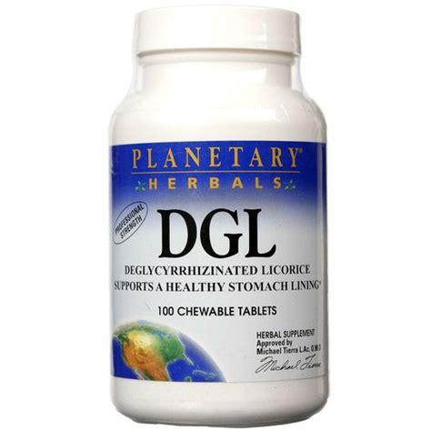 Dgl Detox by Planetary Herbals Dgl 100 Tablets Evitamins Uk