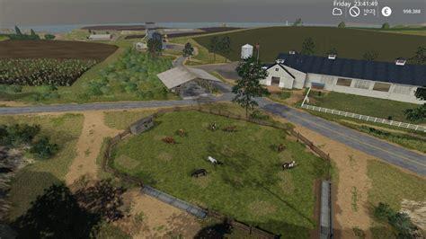 map final  farming simulator  farming simulator   mod fs  mod
