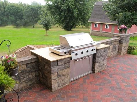 built in bbq ideas 25 best ideas about built in grill on pinterest outdoor
