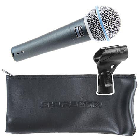 Mic Sure Beta58a shure beta 58a kabel set 171 mikrofon