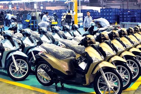 vietnam    worlds motorbike production base news vietnamnet