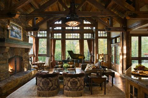 Rustic Rooms by 40 Awesome Rustic Living Room Decorating Ideas Decoholic