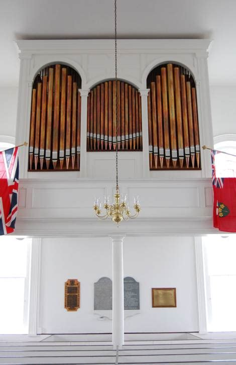 File American Colony Pipe Organ Of Emanuel Church St Andrew S Presbyterian Church Niagara On The Lake Ontario