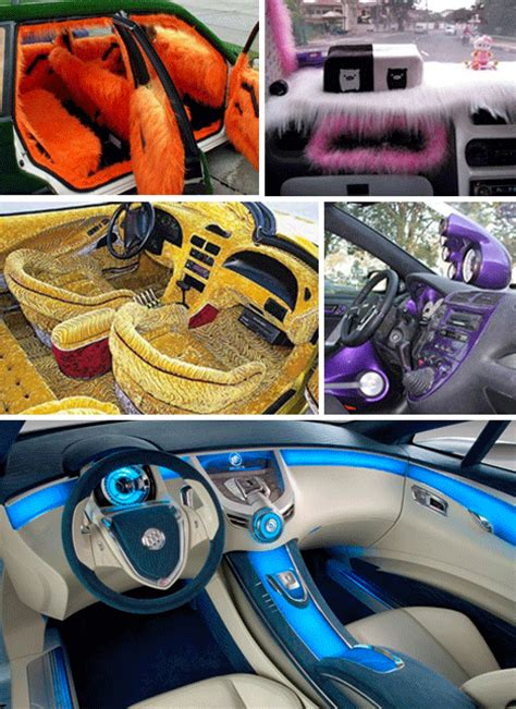 Interior Car Modifications by True Transformers Normal Cars Turned Monstrous Urbanist
