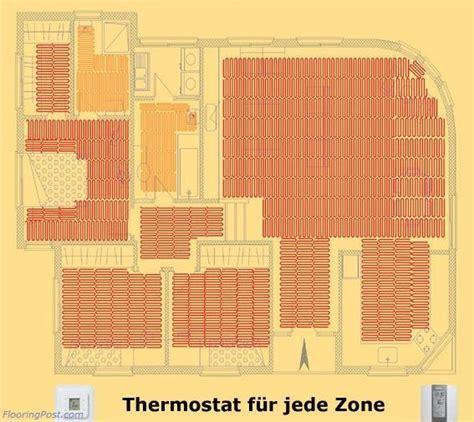 How Do Heated Floors Work by How Does Radiant Floor Heating Work Flooringpost