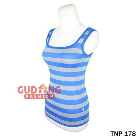 Tank Top Ketat Wanita Tnp 82 by Pakaian Dalam Wanita Spandek Biru Abu Tnp 178