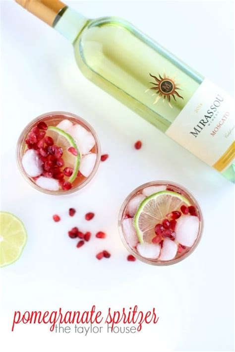 celebrate the new year with a fizzy raspberry lime sparkler at 10 sparkling drinks to keep you celebrating all pinkwhen