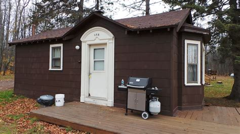 1 bedroom cottage gogebic lodge