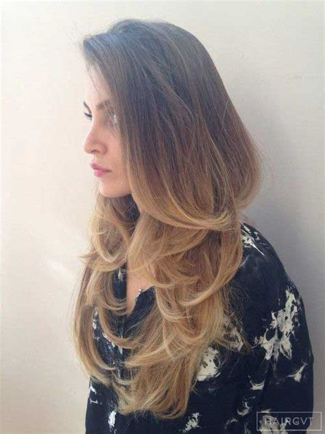Hairstyles Layer Cut Hairstyles Lovely 20 by V Haircut With Layers Ombre Www Pixshark Images