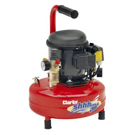 clarke shhh air 30 9 run compressor machine mart machine mart