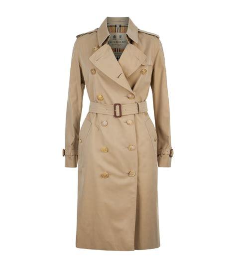 burberry long kensington heritage trench coat harrodscom