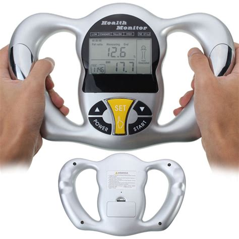 Alat Tes alat tes kadar lemak tubuh kontrol lemak anda diet jadi s