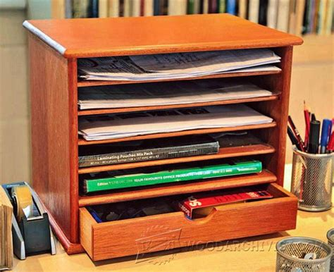 woodworking plans desk organizer wooden desk tidy plans woodarchivist