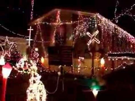 christmas lights coulon park trailer park lights