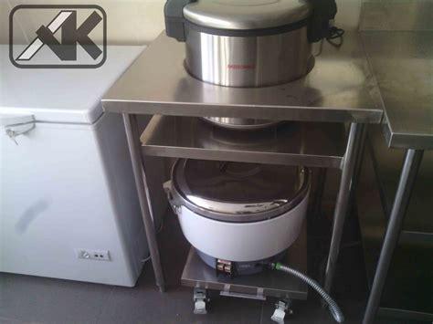 Rice Cooker Untuk Restoran aries kitchen specialist daftar list harga peralatan